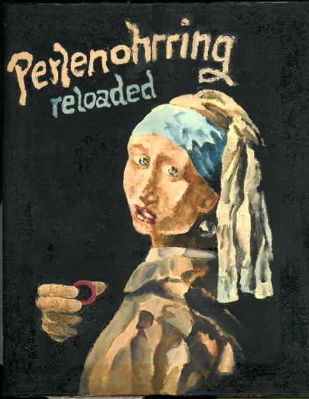 Perlenohrring reloaded by totti72