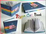 Nyan Cat Handmade Journal