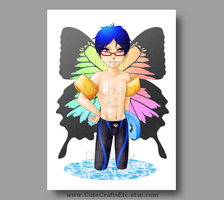 Rei the Butterfly by MyFebronia