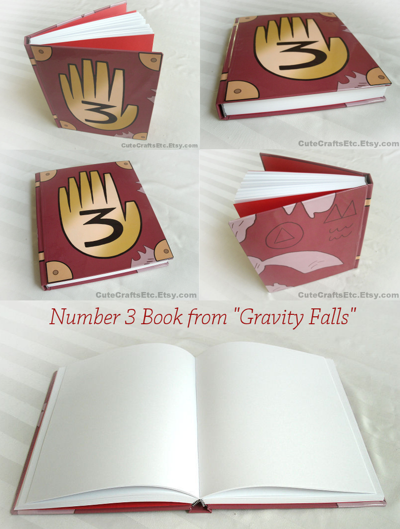 gravity falls journal 3 pages in order Book Covers