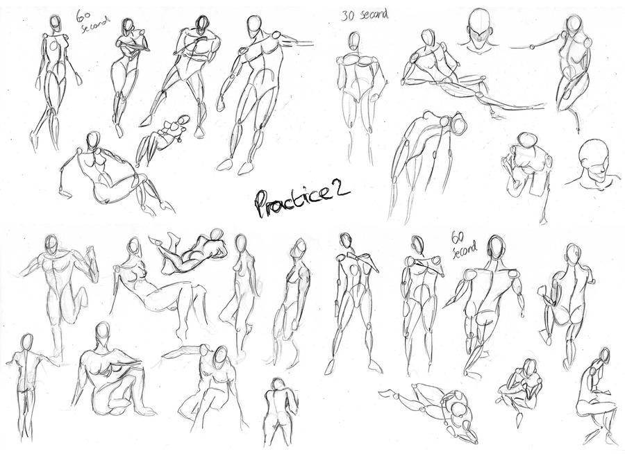 Anatomy 024 by JackEavesArt
