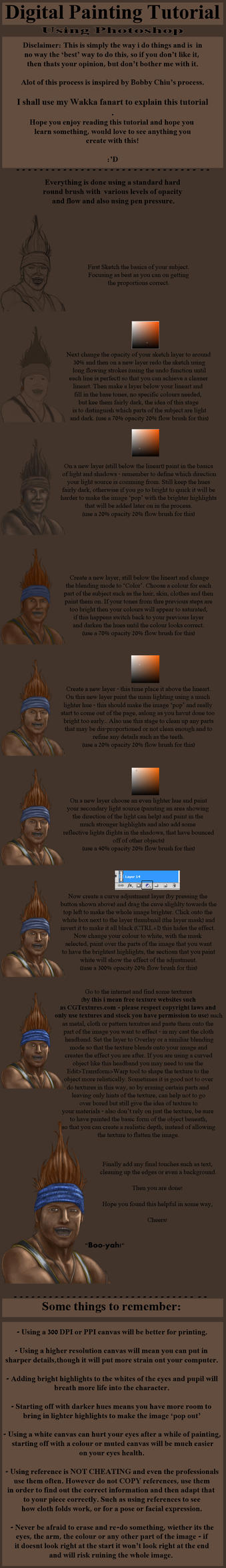 Digital Painting Tutorial by JackEavesArt