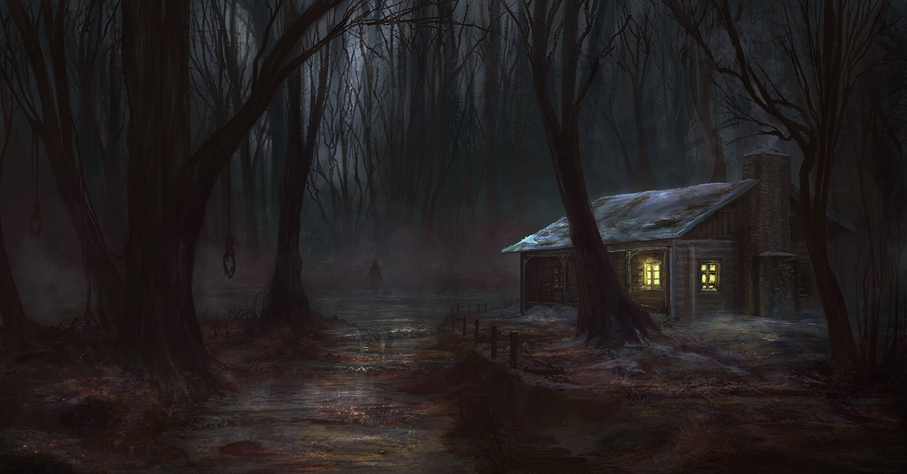 Horror Movie Cabin By The Lake If You Go Down To The