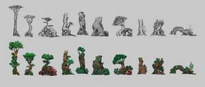 KOBO: Tree Exploration