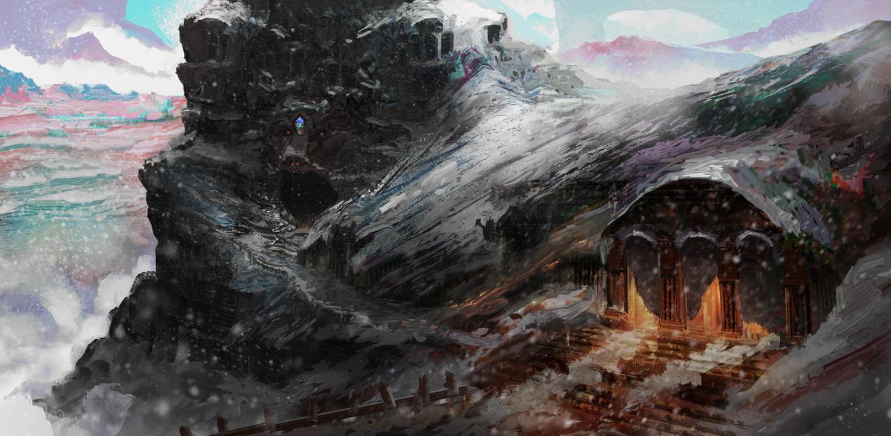 KOBO Exploration 02 by JackEavesArt