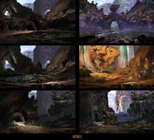 KOBO Exploration 05 by JackEavesArt