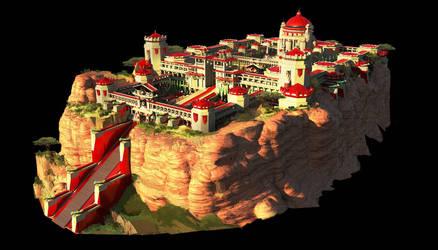 TriKhans Palace