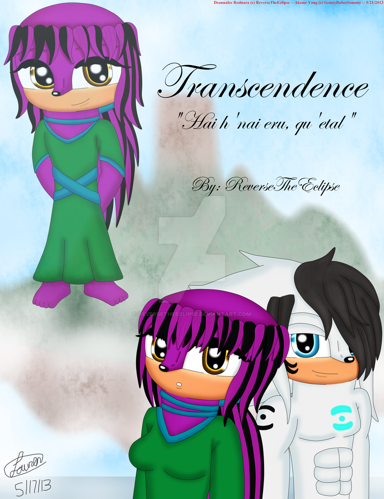 Transcendence: Cover by ReverseTheEclipse