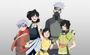 CM: Family Portrait by Lesevex