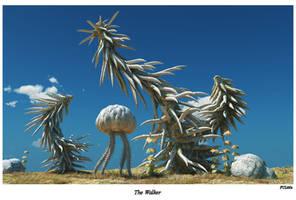 The Walker by FCLittle