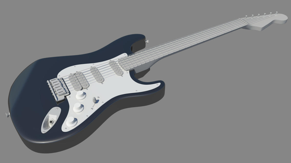 Electric Guitar by FCLittle