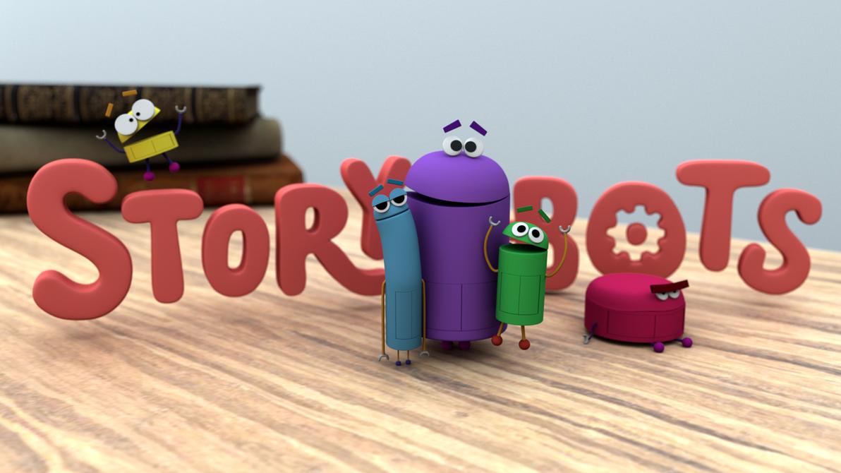 Storybots! by FCLittle