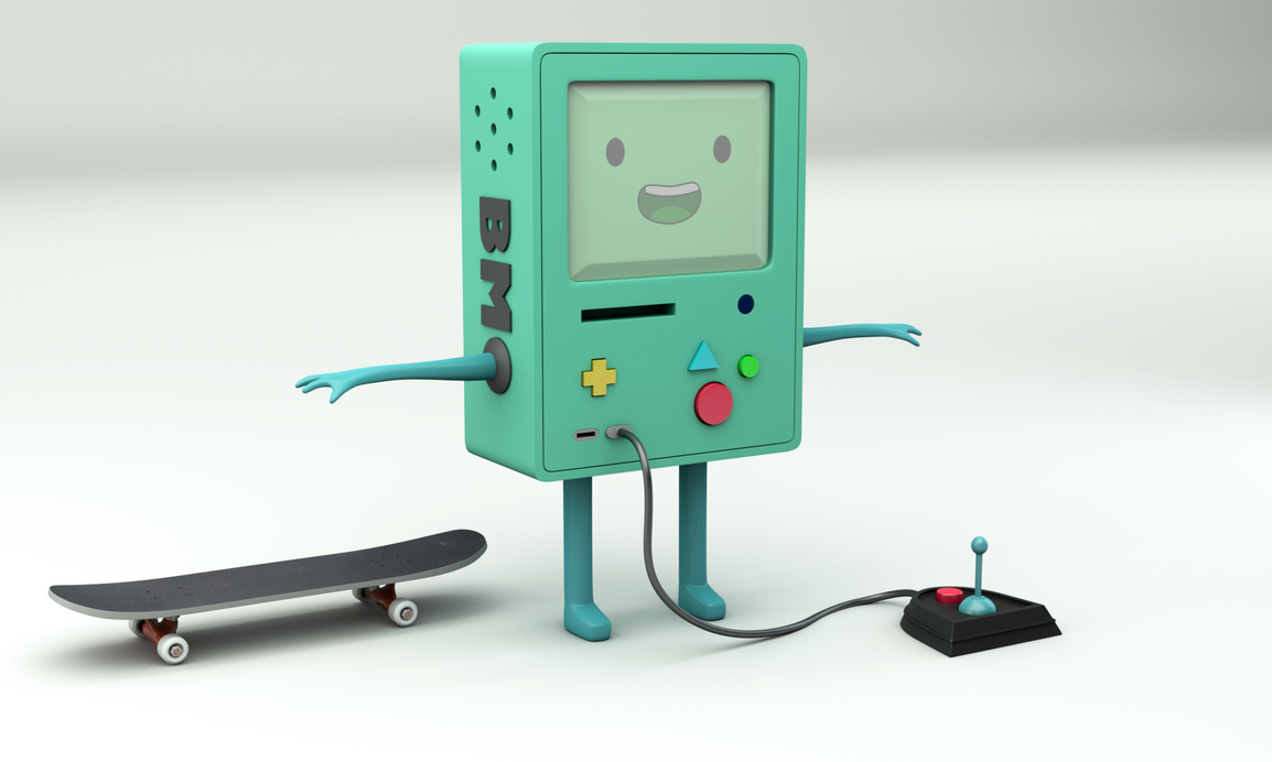 BMO by FCLittle