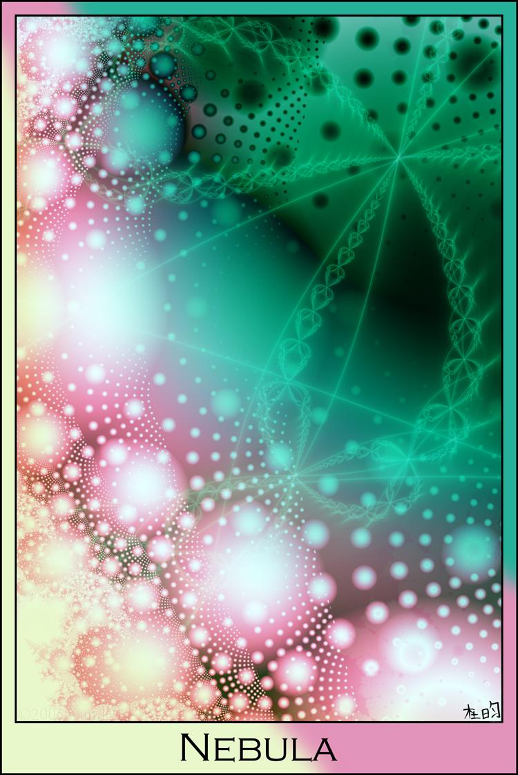 Nebula (Print Available) by darkrune
