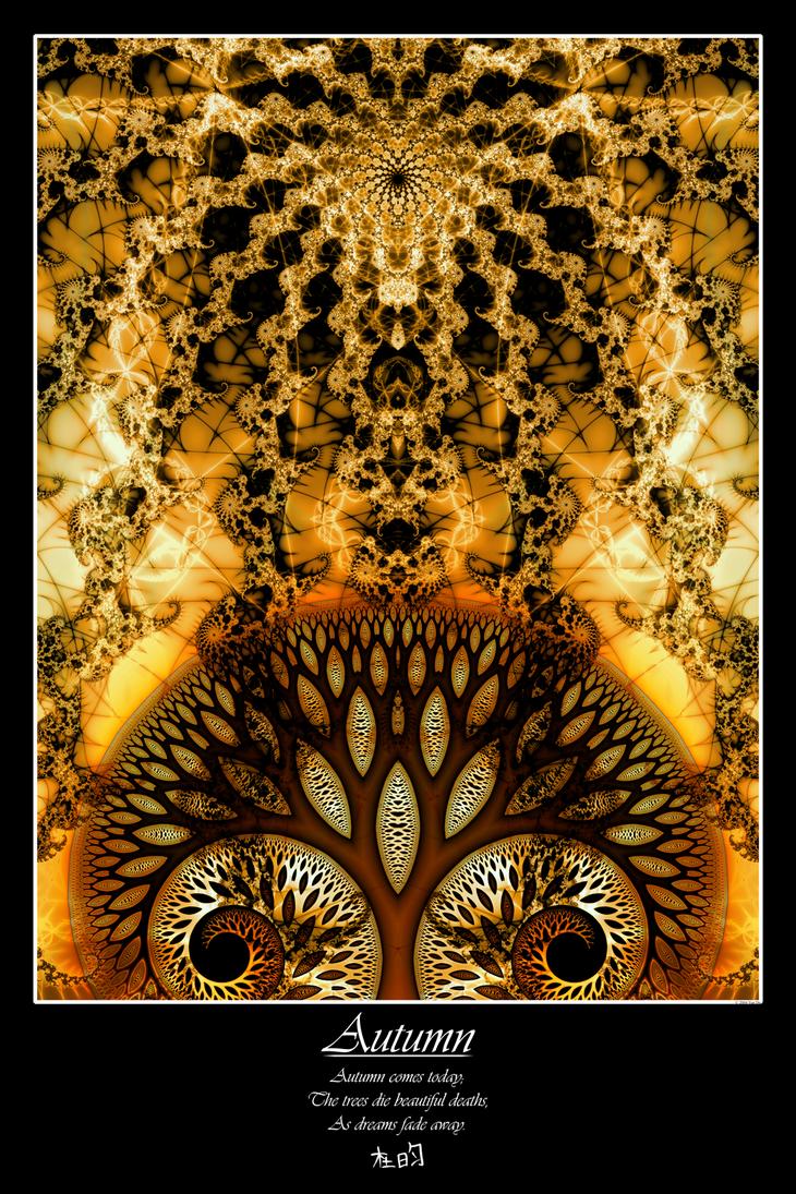 Autumn (Print Available) by darkrune