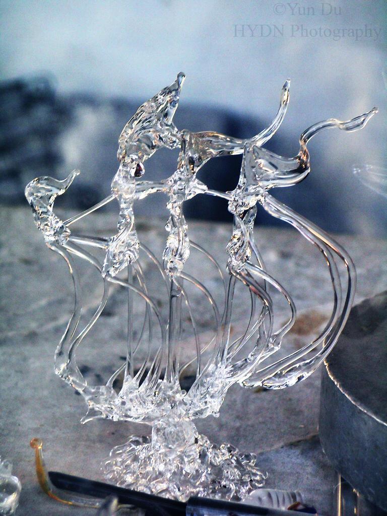 Glass Ship by darkrune