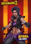 Amara the Siren