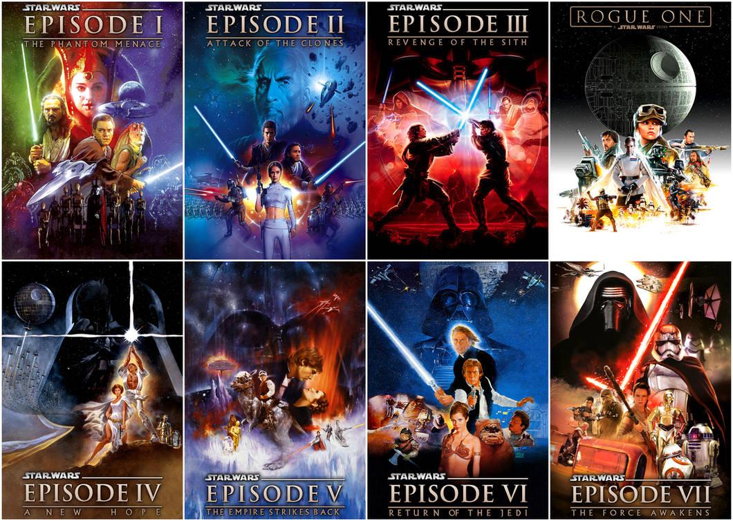 star wars saga covers alternativepredatorassassin on