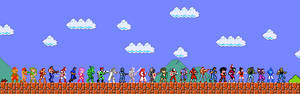 NES ALL-STARS