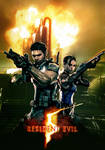 Resident Evil 5 Cover4