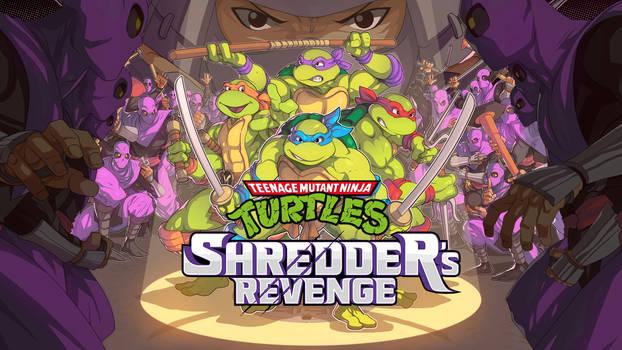 TMNT Shredders Revenge 4K WALLPAPER