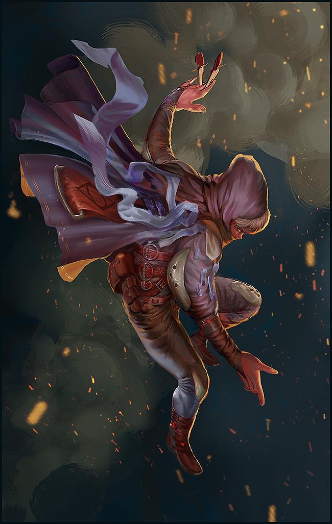 Assassin by boris-bullet-dodger