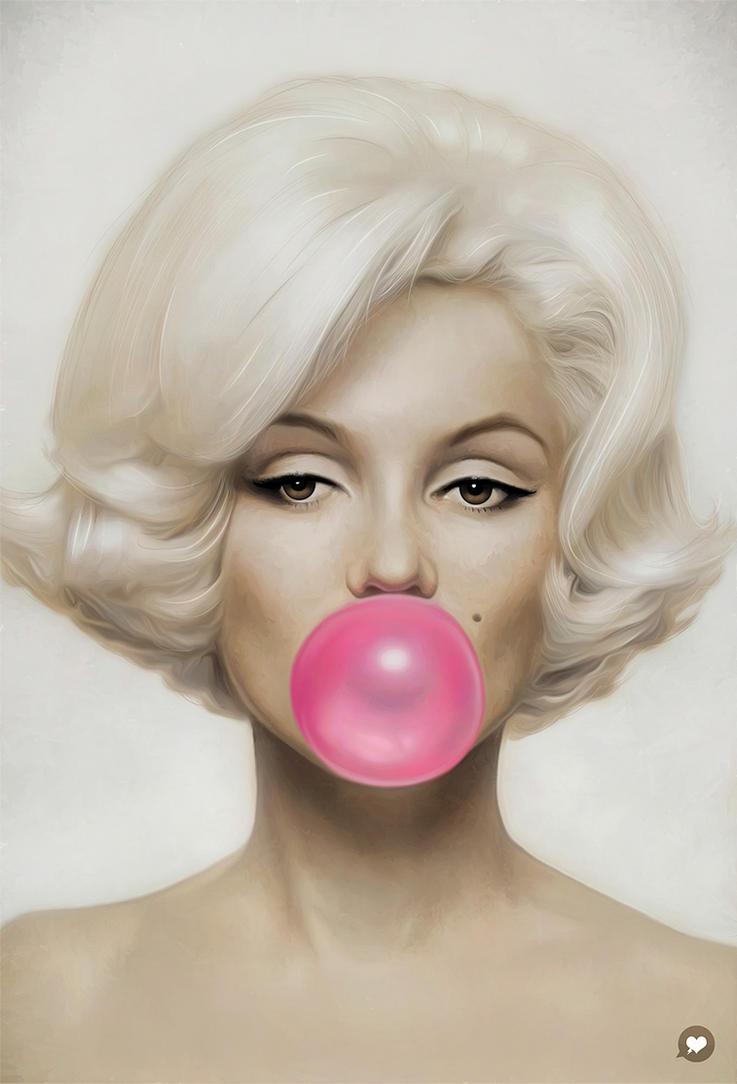 Marilyn by kaethor