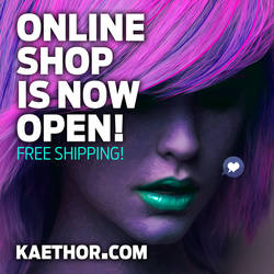 Please Visit My Shop by kaethor
