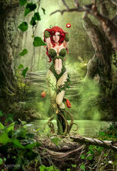 Poison Ivy by kaethor