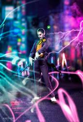 Jared Leto - Joker by kaethor