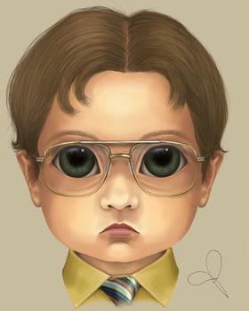 Dwight Schrute (BITTY BADDIES)