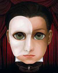 Phantom of the Opera (BITTY BADDIES)  by jodyparmann