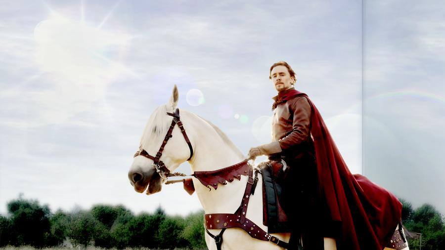 I'm on a horse by Kometa87