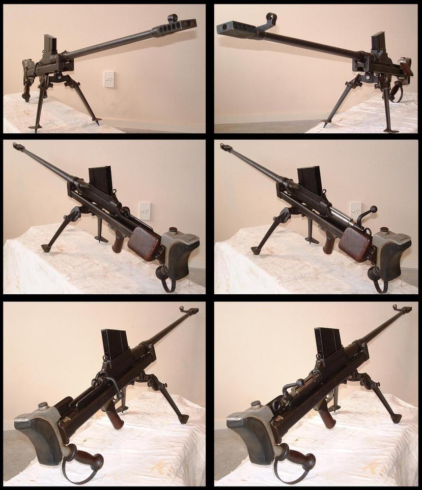 Boyes anti-tank Rifle Pt.1 by jinwylie