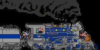 Sha War Train by Era-Wars-club