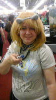 Me as Derpy Hooves at Philly Comic con