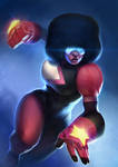 Steven Universe fanart-Garnet