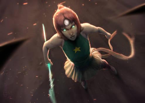 Steven Universe fanart- Pearl