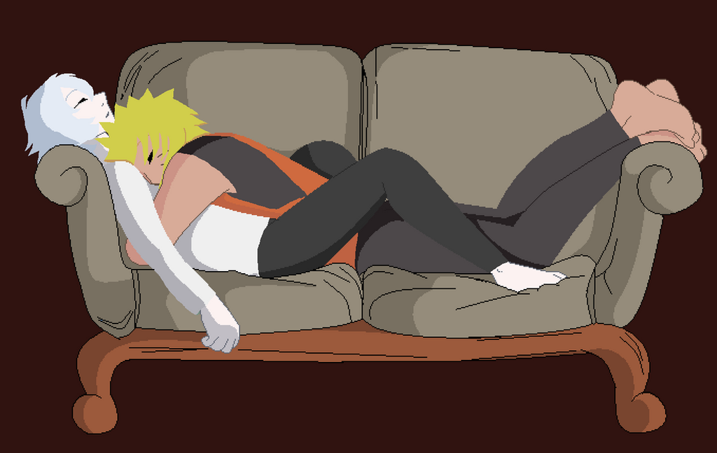 Nap Time by NaruhinaluvrX