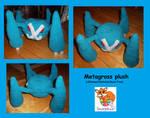 Metagross Plush