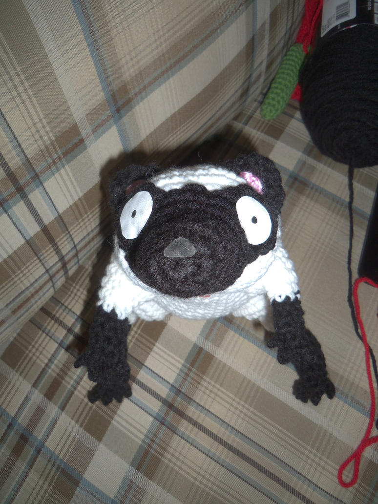 Guilliver crochet plush by Sasophie