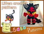 Litten crochet pattern