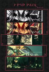 .Roxas-GFx 1 PSD Pack by Roxas-GFx