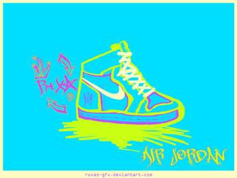 Air Jordan Retro l by Roxas-GFx