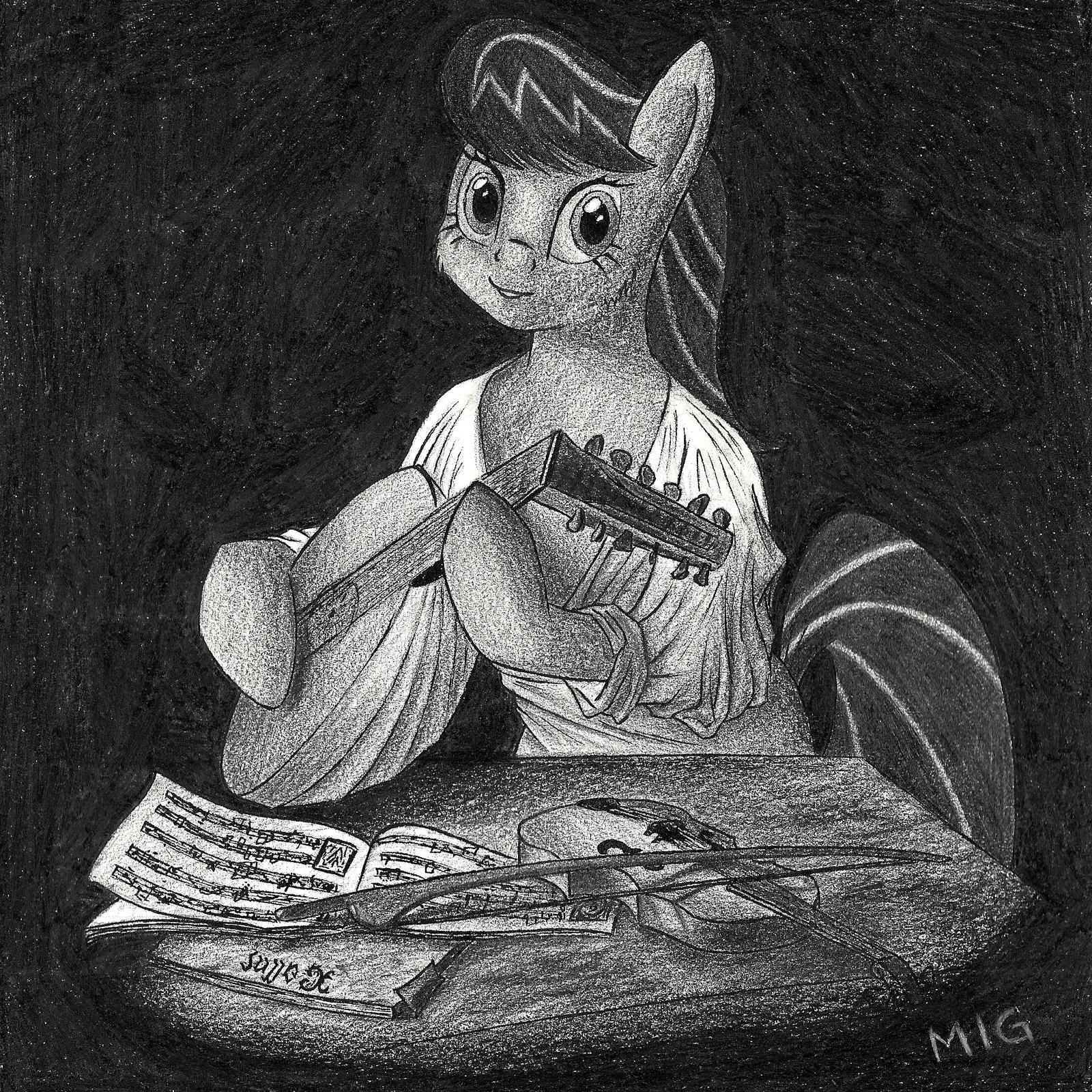 Octavia's Lute