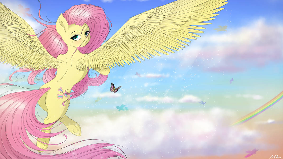 lady_shy_in_the_sky_by_maneingreen_dd8h1