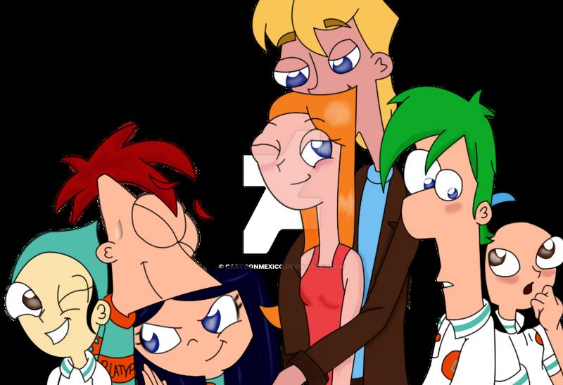 Candace Phineas Et Ferb Nue Belles