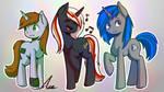 Fallout: Equestria - Unicorn Gals