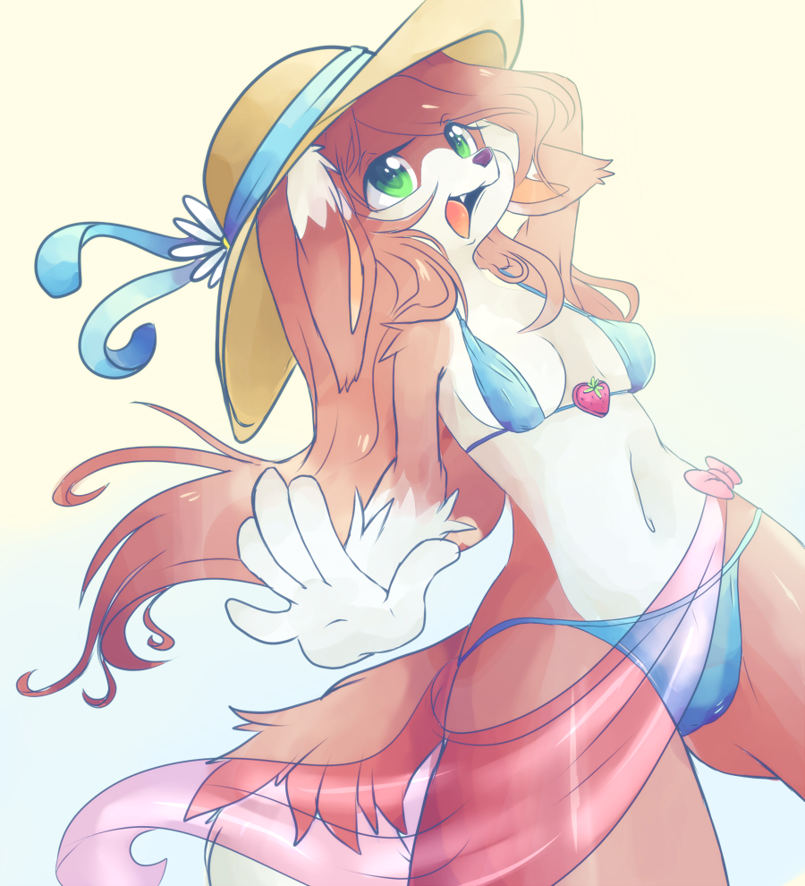 Summerrrrr by CoffeeChicken
