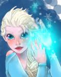 Queen Elsa of Arendelle